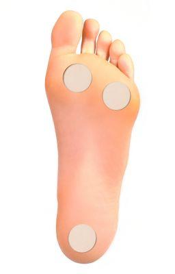 Fußschoner für Standfüße