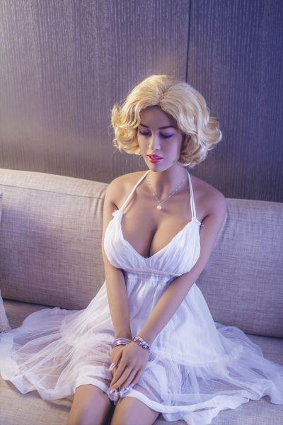 Marilyn Premium TPE Sexpuppe
