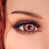 rote Augen