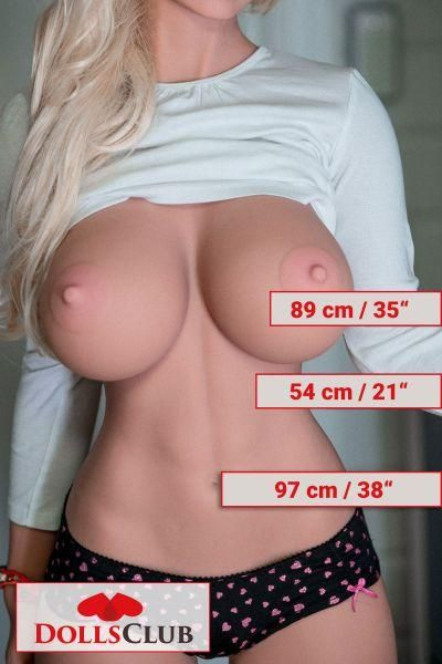 170cm H-Cup