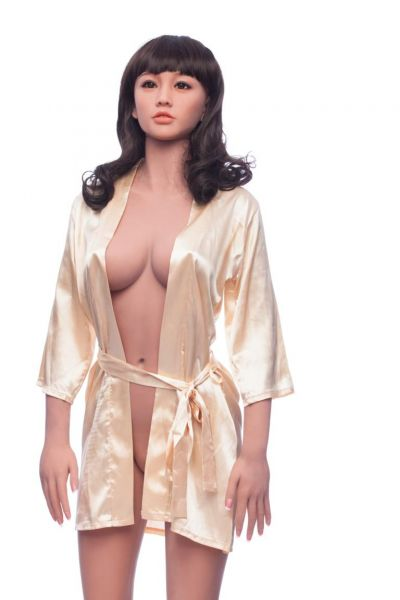 Negligee in Gold