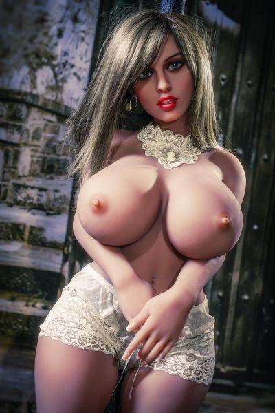 Premium TPE Sexpuppe Madonna